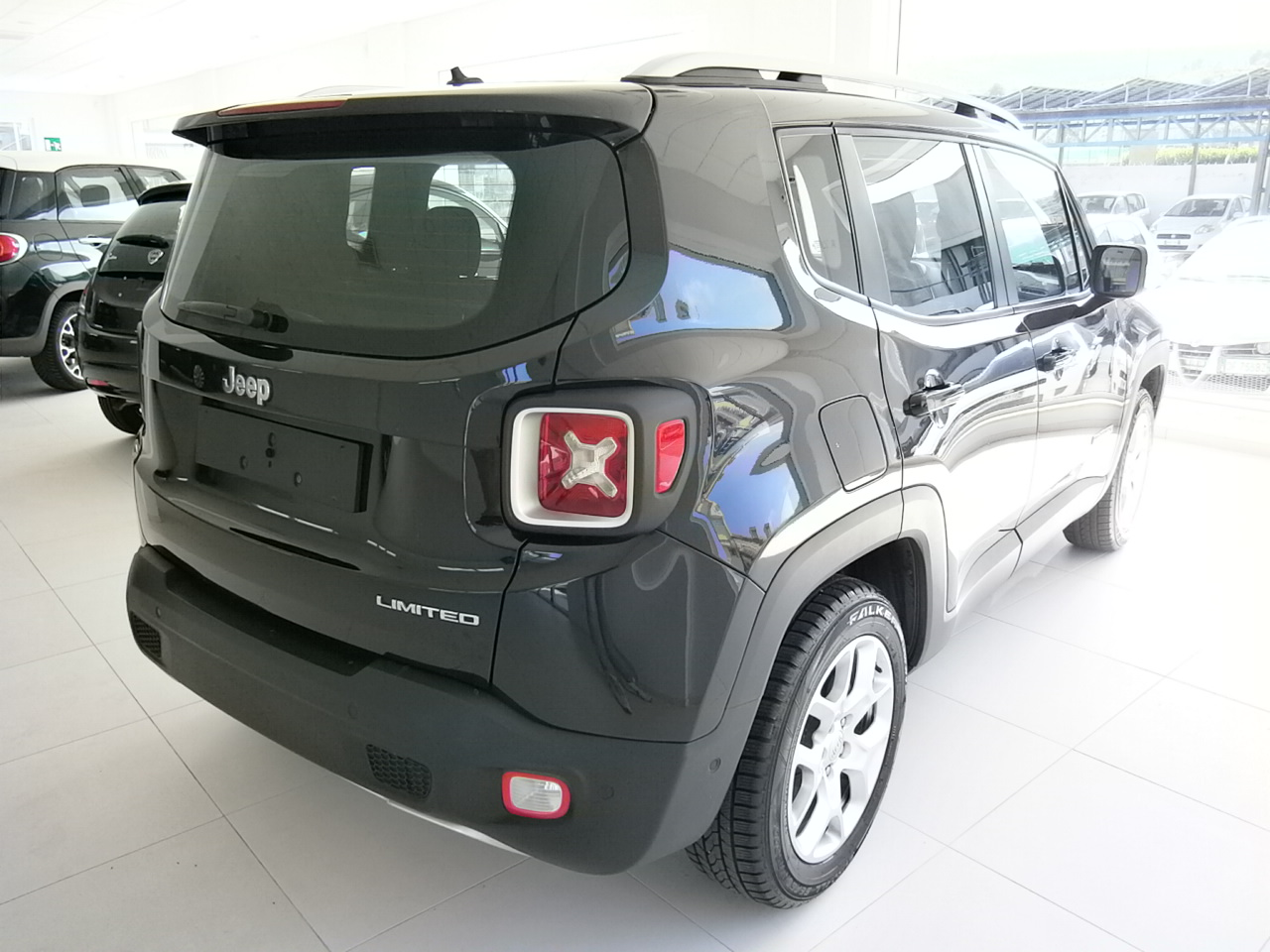 Jeep Renegade 1 6 Multijet 120cv Limited Sport Utility